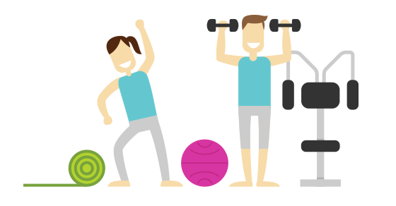 INFOGRAPHIC: Here's Why Exercise Really Makes You Happier