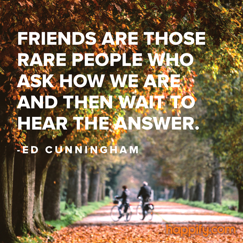 Here\'s How a True Friend Shows You That They Care - Ed ...