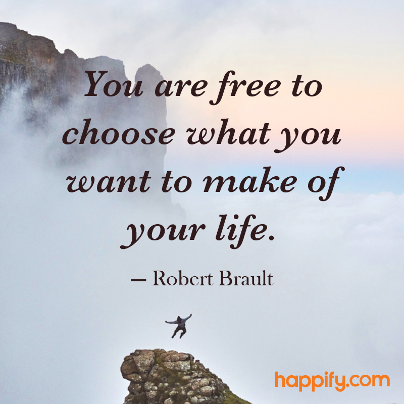 Youre In Charge Of Your Destiny Sean Covey Happify Daily