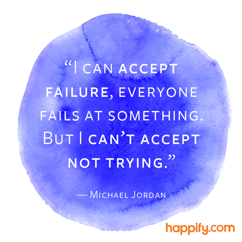 Quotes About Overcoming Failure: Michael Jordan's Secret To Overcoming Failure